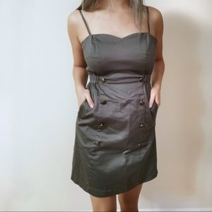 Only military style dress